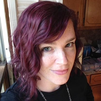 "Joico ""Amethyst Purple"" Hair Dye"
