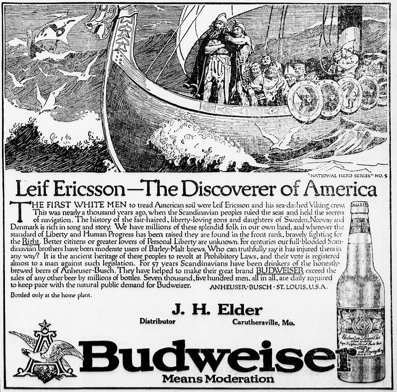 Bud-national-heroes-1914-Leif-Ericsson