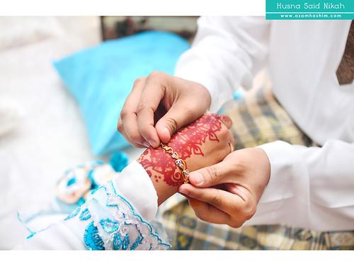 HusnaSaid_Nikah13