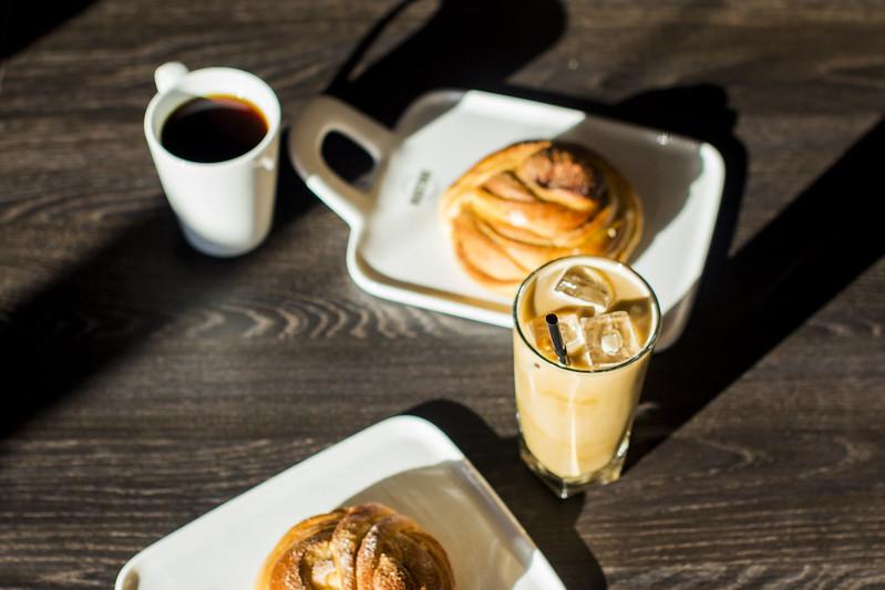 Kafé med Oda
