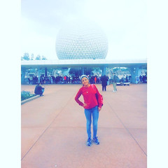 #Epcot 👌 by gise_rincon http://ift.tt/1SBz4US
