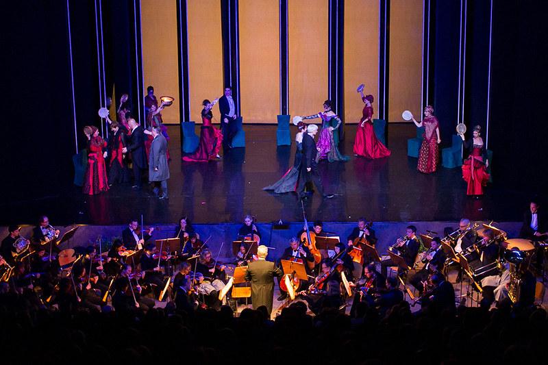 2015 opera LA TRAVIATA - foto Uroš Zagožen