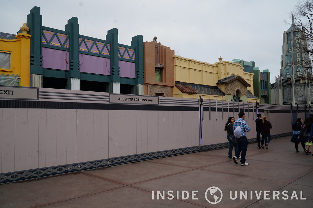 Photo Update: January 18, 2016 - New Dining/Retail/Entertainment Project