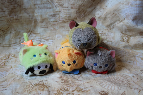 Tsum Tsum Tuesday: 9.2.2016