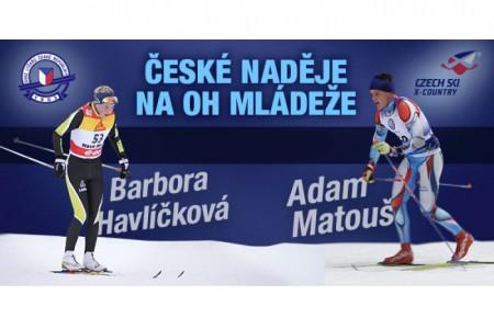 Češi se na olympijských hrách mládeže neztrácejí