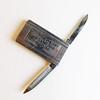 Vintage Imperial Pocket Knife / Money Clip Advertising Piece for Johnnie Walker Black Label Scotch