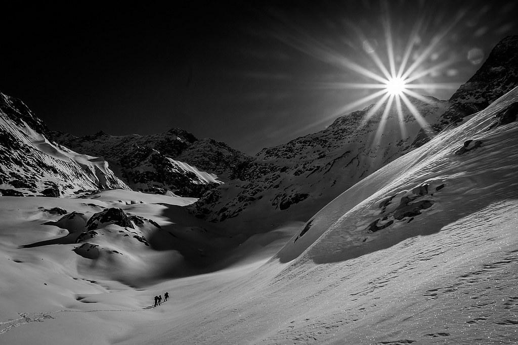 AUT, Tirol, Ötztaler Alpen, Gepatschferner. Foto: Jakub Cejpek, cejpek.com:http://www.cejpek.com/
