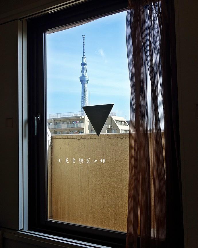 20 HOTEL MYSTAYS 淺草 ASAKUSA 有即時中文客服很方便