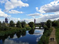GOC Walthamstow to Stratford 207: River Lea, Queen Elizabeth Olympic Park
