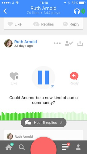 Anchor with Ruth Arnold