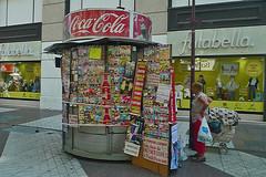 Santiago - Ahumada kiosk