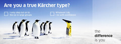 Karcher is seeking a key account manager