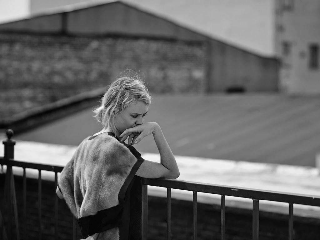 Маккензи Дэвис — Фотосессия для «Tidal» 2015 – 9