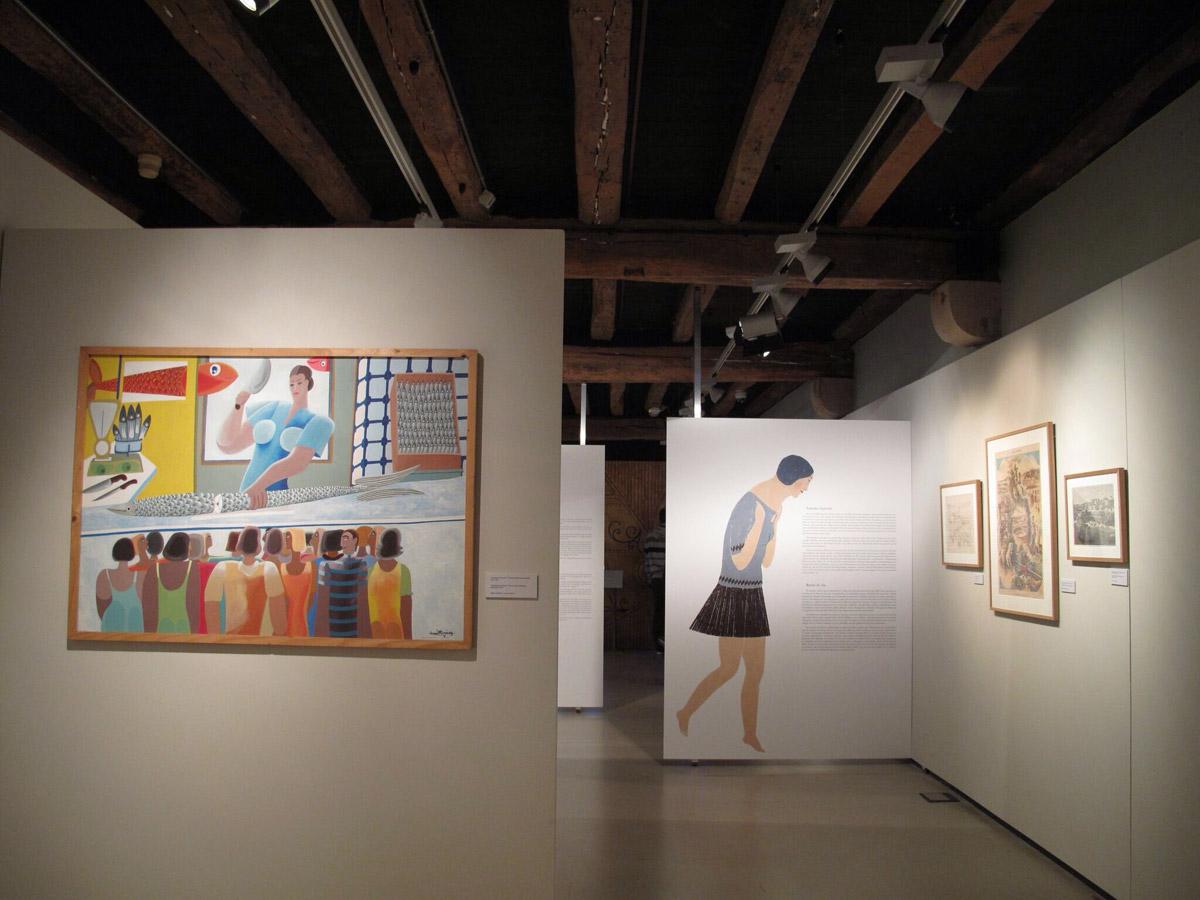 exposicion mujeres y mar_Untzi Museoa-Museo Naval_igualdad_8marzo_homenaje_baños de mar