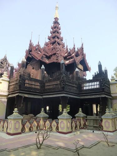 M16-Mandalay-Quartier des moines-Monastere (10)
