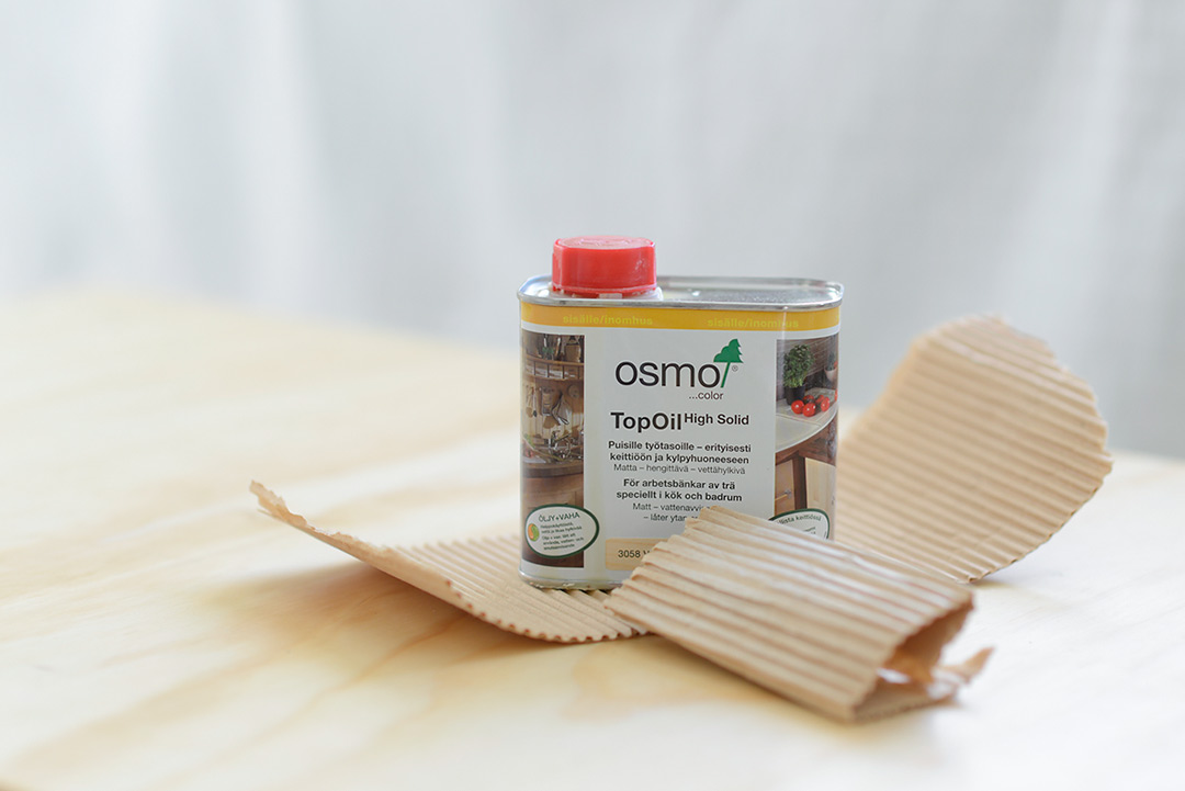 Osmo TopOil Wax Oil