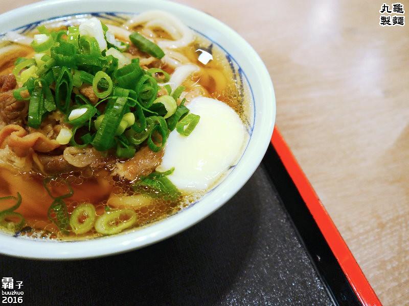 25544494684 9e3f28ee10 b - 丸龜製麵,台中新光三越內也能吃到日本知名烏龍麵,湯頭好,烏龍麵Q彈有勁!