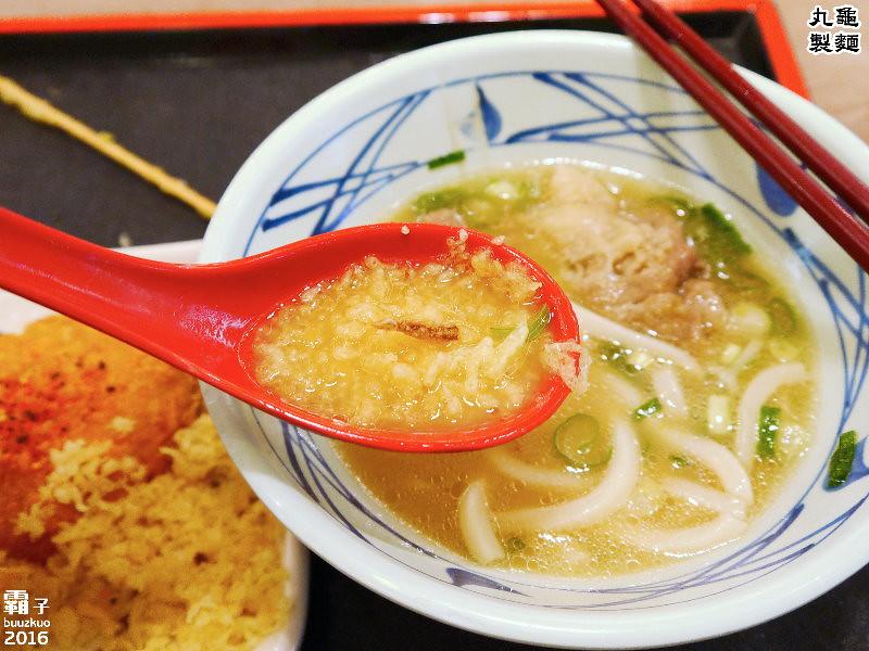 25546872623 49b6a564b5 b - 丸龜製麵,台中新光三越內也能吃到日本知名烏龍麵,湯頭好,烏龍麵Q彈有勁!
