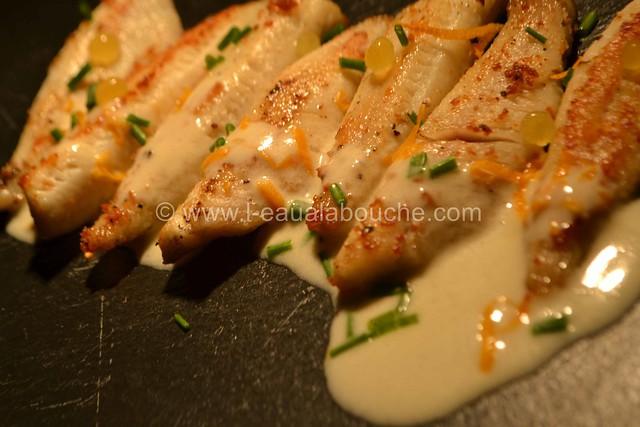 Filets de Perche Sauce au Champagne  © Ana Luthi Tous droits réservés 026