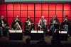 Albéric de Gouville, Lucas Menget, Marie-Laure Augry, Eric Valmir, Christophe Deloire et Franck Johannès - Journalisme, terrorisme et état d'urgence
