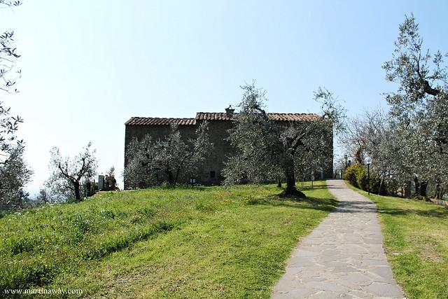 Vinci, casa natale di Leonardo