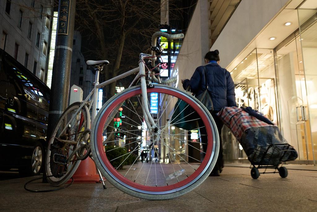 自転車 2016/03/10 X7007126