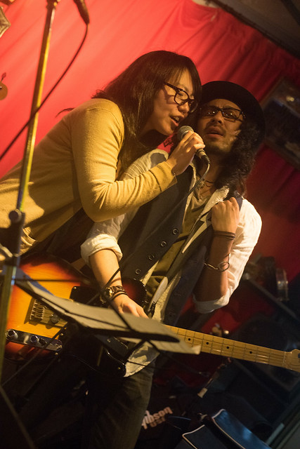 T.G.I.F. Blues Session at Terraplane, Tokyo, 08 Apr 2016 -00299