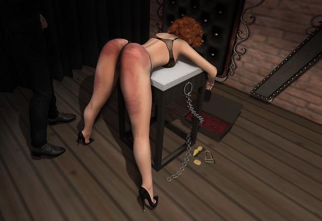 Spanking Stool