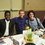 Tony Kiprop, Conlan Sprickerhoff, Etienne Lavigne (Mar 24, 2016)