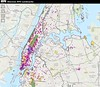 Mapping the History of New York City's Landmarks
