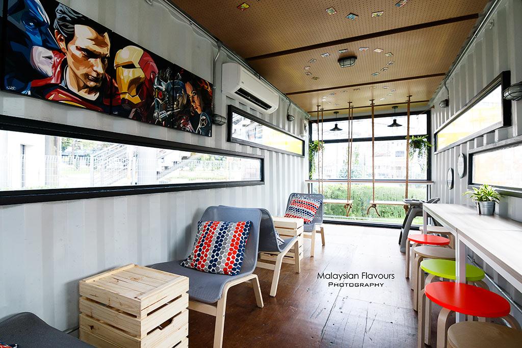Boxes Cafe BBCC KL