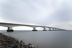 260 Sekunden ziehen an der Zeelandbrücke vorbei