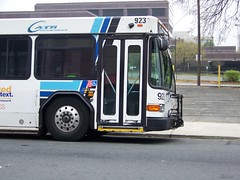 Various CATS Buses & Locations Around the Charlotte Transportation Center in Uptown Charlotte