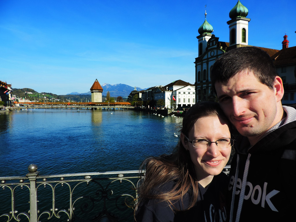 How not to quit your job and travel: Lucerne, Switzerland