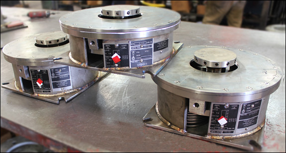 Compact Spring Supports Designed for an Oil Refinery in Minnesota