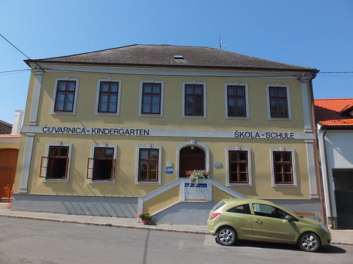 School, Kroatisch Minihof