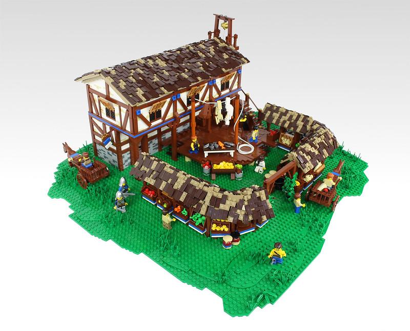 LEGO Age of Empires - Market