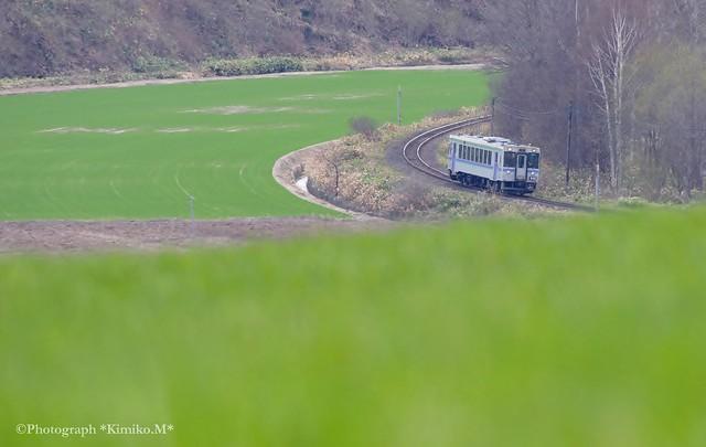 緑の丘風景☆