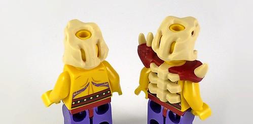 LEGO Ninjago 70747 Boulder Blaster figures04