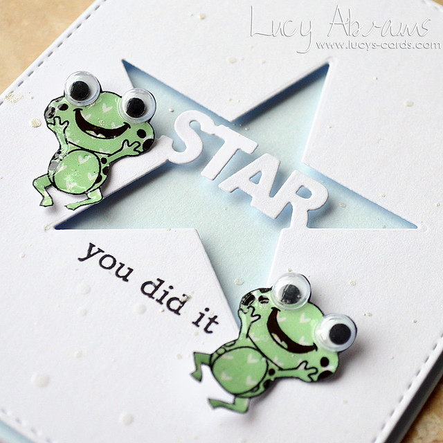 You Did It 2 by Lucy Abrams