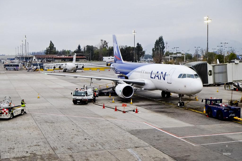 LAN Chile A320
