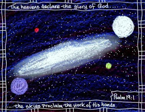 Epiphany 3C - Psalm 19