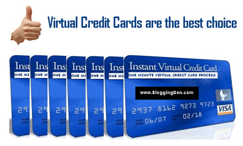 Top 12 Virtual Credit Cards Providers On Web