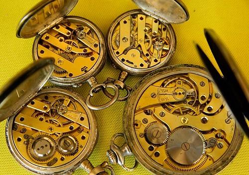 時間 by pixabay