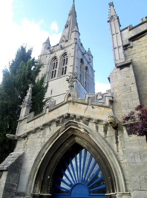 Oakham, All Saints Church