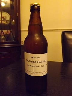 Truefitt Brewing, TEAsside IPA Jasmine Green Tea, England