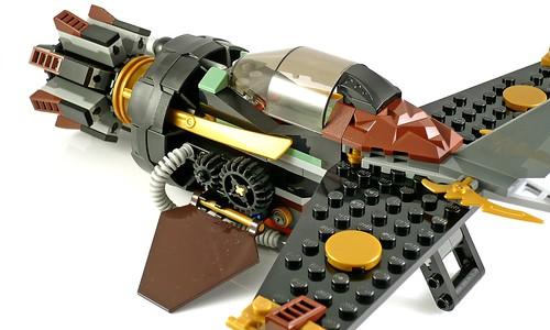 LEGO Ninjago 70747 Boulder Blaster 15