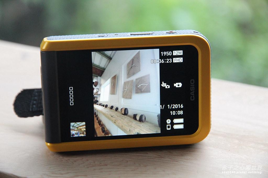 CASIO EX-FR100戶外防水相機52