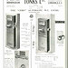 """The 'Cero' automatic WC locks - advert issued by Tonks Ltd., Birmingham, c1927 by mikeyashworth"