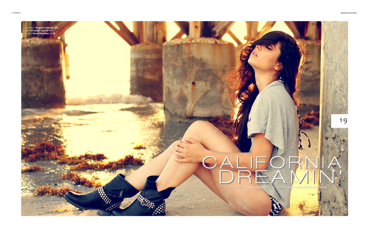 Dream Factory Magazine, Cover Photo